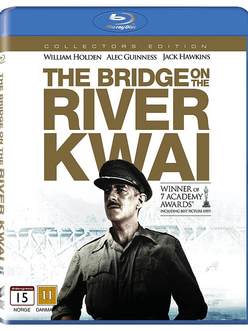 A PONTE DO RIO KWAY (The Bridge on the River Kway, 1957)