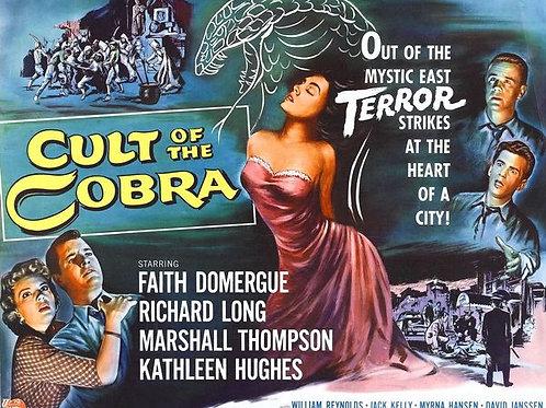 A MALDIÇÃO DA SERPENTE (Cult of the Cobra, 1955)