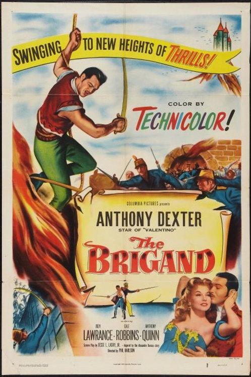 O REI E O AVENTUREIRO (The Brigand, 1952)