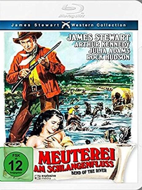 E O SANGUE SEMEOU A TERRA (Bend of the River, 1952)