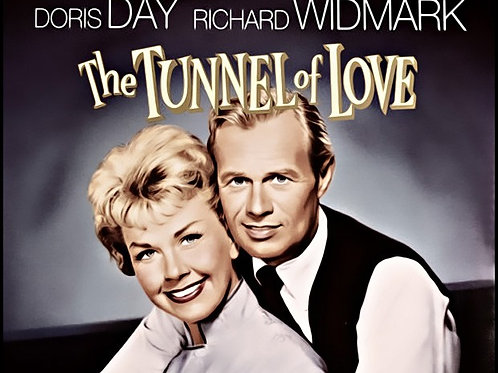 O TÚNEL DO AMOR (The Tunnel of Love, 1959)