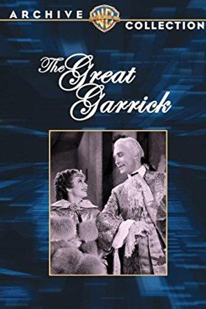 O GRANDE GARRICK (The Great Garrick, 1937)