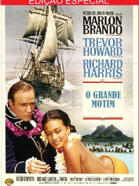 O GRANDE MOTIM (Mutiny On The Bounty, 1962)