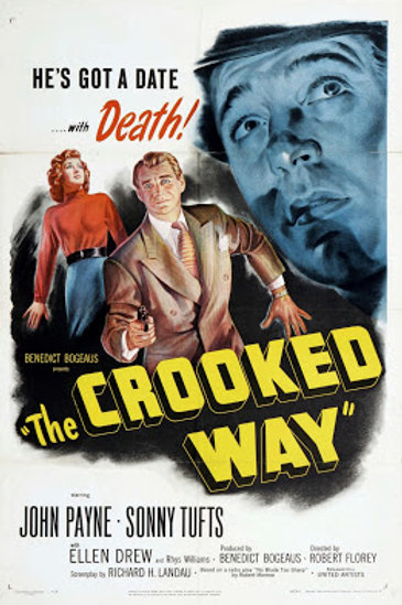 AFRONTANDO A MORTE (The Crooked Way, 1949)