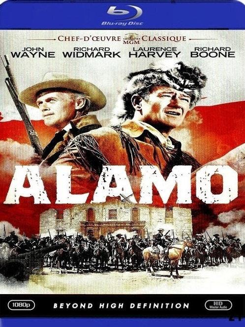 O ÁLAMO (The Alamo, 1960) Blu-ray