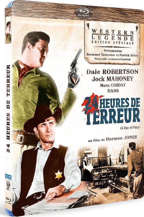DOMINGO SANGRENTO (A Day of Fury, 1956) Blu-ray