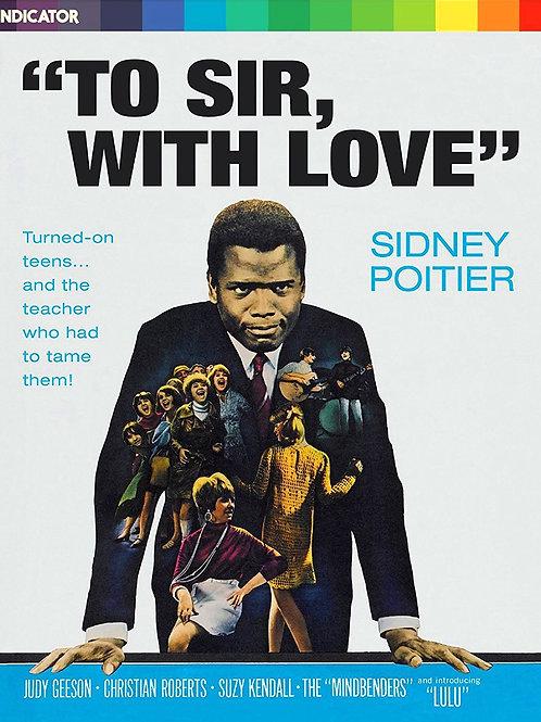 AO MESTRE, COM CARINHO (To Sir, With Love,1967)