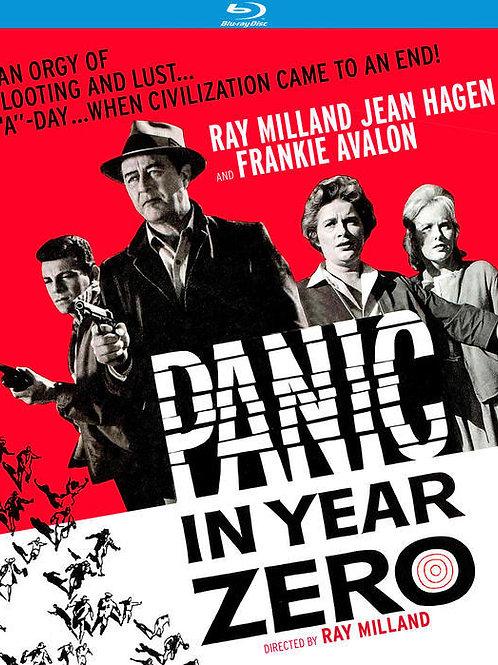 PÂNICO NO ANO ZERO (Panic In Year Zero, 1962) Bluray
