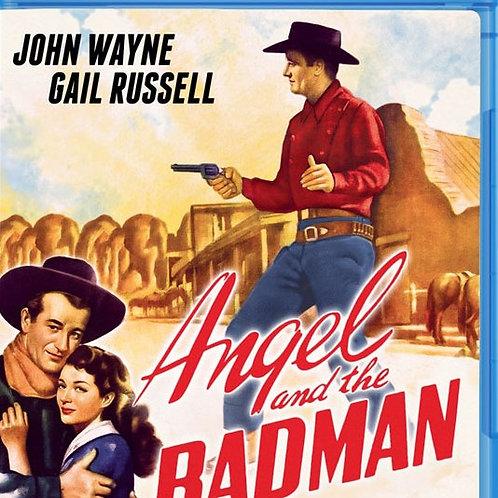 O ANJO E O MALVADO (Angel and the Badman, 1947) Blu-ray