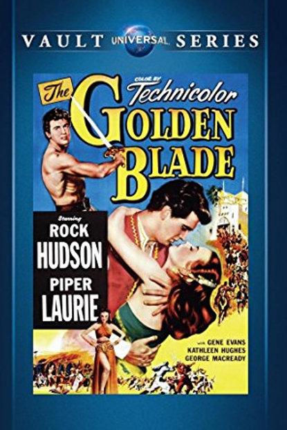 A ESPADA DE DAMASCO (The Golden Blade,