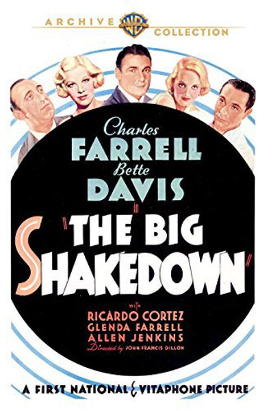 DROGAS INFERNAIS (The Big Shakedown, 1934)