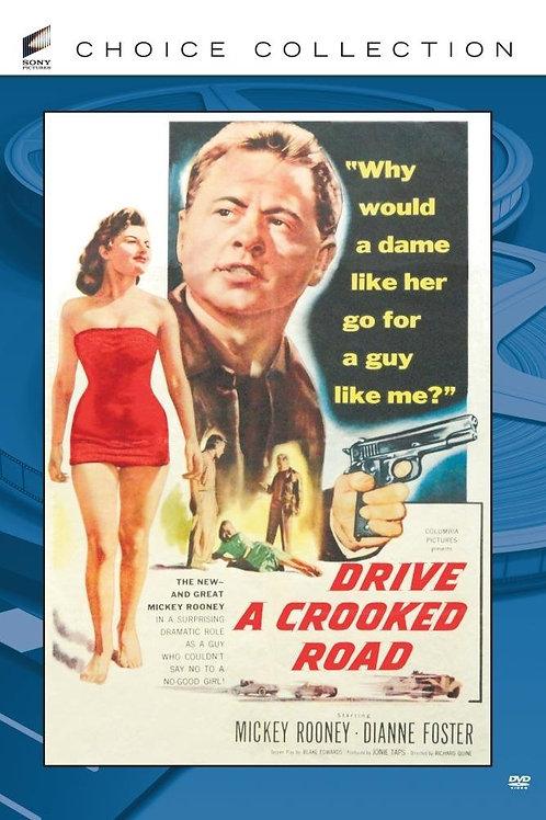 OS VALENTÕES(Drive a Crooked Road, 1954)