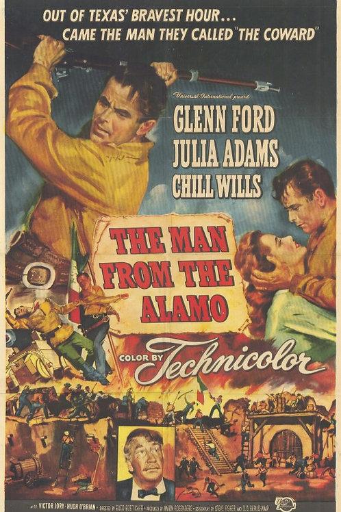 SANGUE POR SANGUE (The Man From Alamo, 1953)