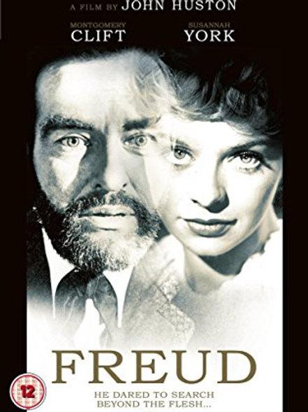 FREUD, ALÉM DA ALMA (Freud, 1962)