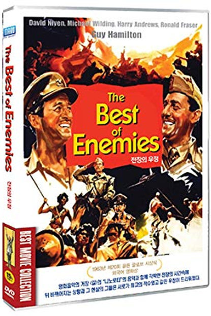 O MELHOR  DOS INIMIGOS (The Best of Enemies, 1961)