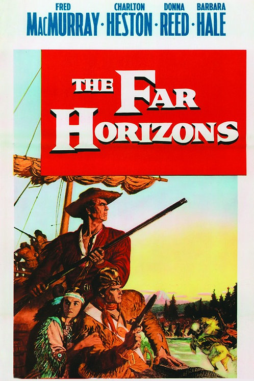 AVENTURA SANGRENTA (Far Horizons, 1955)