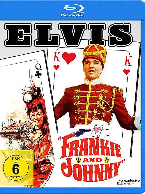 ENTRE A LOURA E A RUIVA (Frankie and Johnny, 1966) Blu-ray