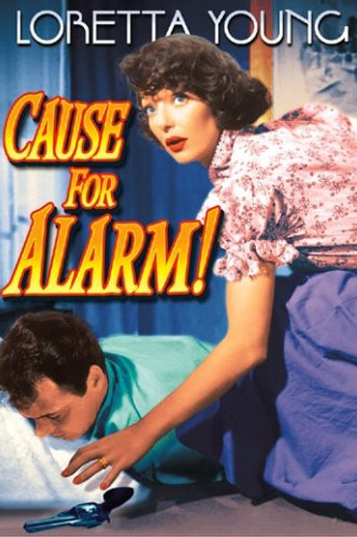 CALÚNIA (Cause For Alarm, 1951)