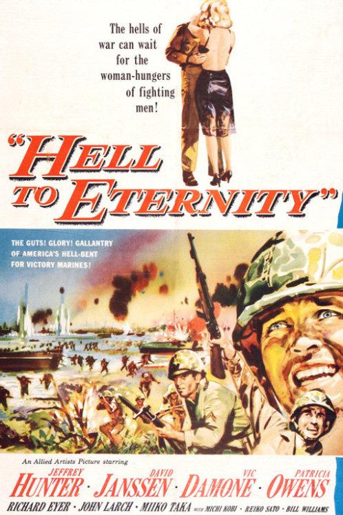 DO INFERNO PARA A ETERNIDADE (Hell To Eternity, 1960)