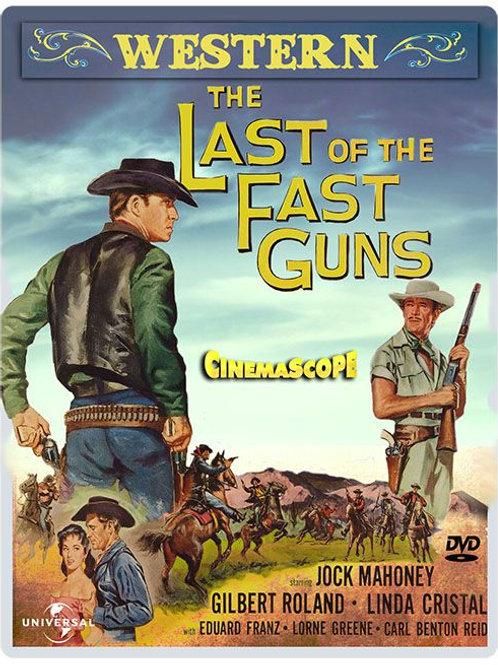 CAVALGADA PARA O INFERNO (The Last of The Fast Guns, 1958)