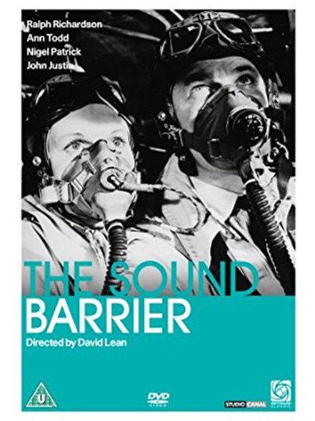 SEM BARREIRA NO CÉU (The Sound Barrier, 1952)