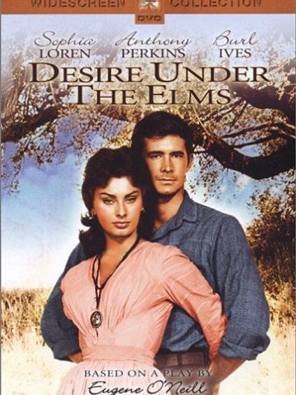 DESEJO (Desire Under The Elms, 1958)