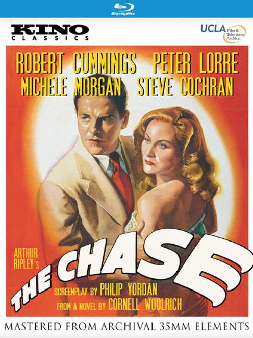 A SENDA DO TEMOR (The Chase, 1946) Blu-ray