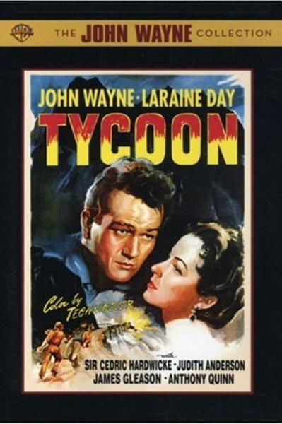 INFERNO NOS TRÓPICOS (Tycoon, 1947)
