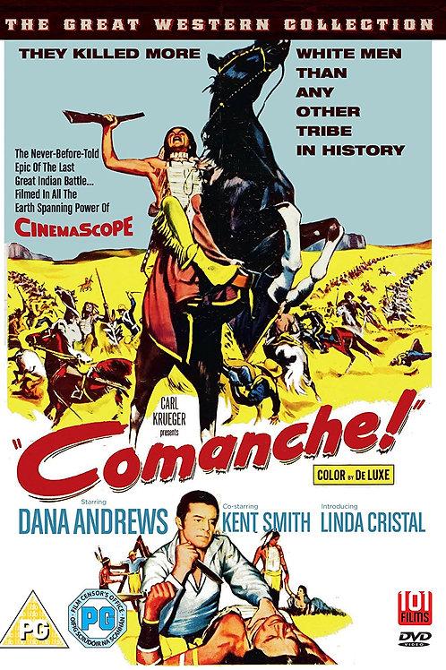 COMANCHE (Comanche!, 1956)
