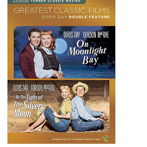 DORIS DAY DOUBLE FEATURE (MEUS BRAÇOS TE ESPERAM E LUA PRATEADA)