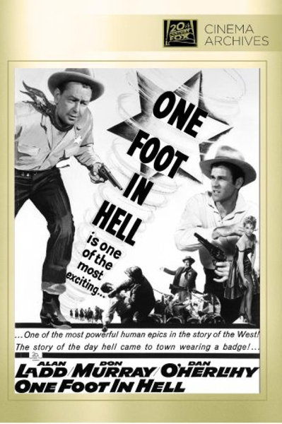 A SENDA DO ÓDIO (One Foot In Hell, 1960)