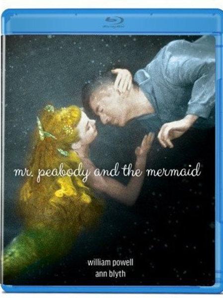 ELE E A SEREIA (Mr. Peabody and The Mermaid, 1948)