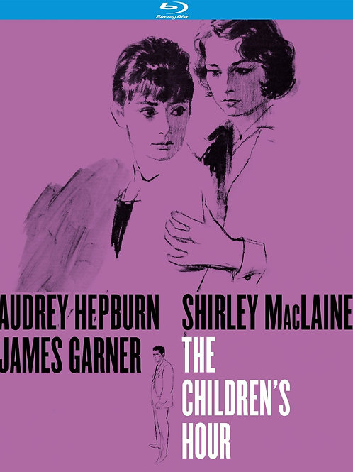 INFÂMIA (The Children's Hour, 1961) Blu-ray