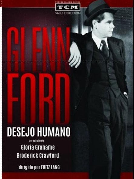 DESEJO HUMANO (Human Desire, 1954) Bluray