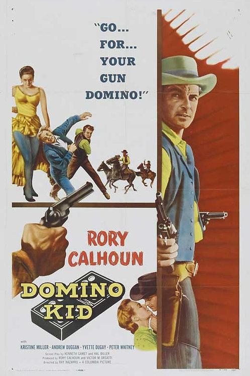 DOMINO KID, O VINGADOR (Domino Kid. 1957)