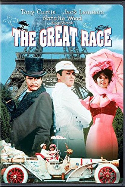 A CORRIDA DO SÉCULO (The Great Race, 1965)