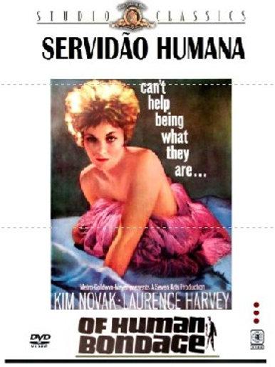 SERVIDÃO HUMANA (Of Human Bondage, 1964)