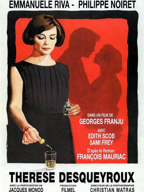 RELATO ÍNTIMO (Thérèse Desqueyroux, 1962)