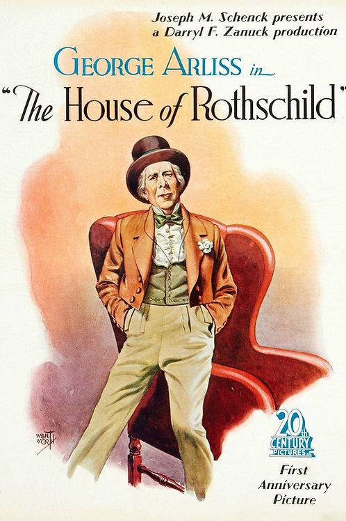 A CASA DE ROTHSCHILD (The House of Rothschild, 1934)