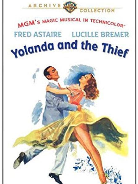 YOLANDA E O LADRÃO (Yolanda and the thief, 1945)