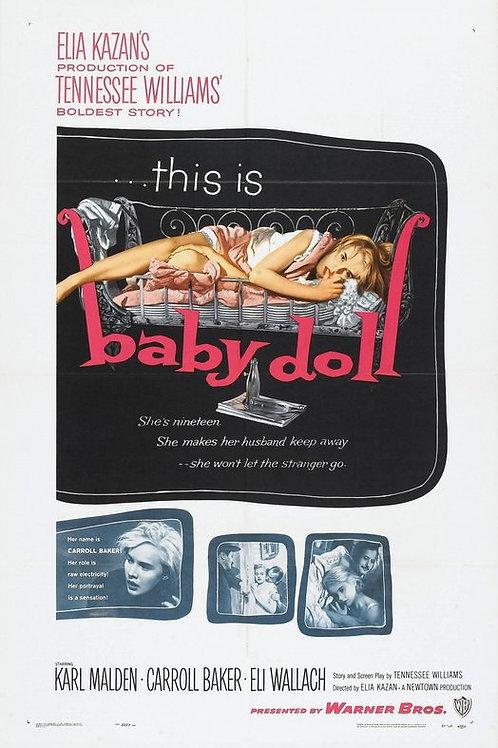 BONECA DE CARNE (Baby Doll, 1956) Bluray