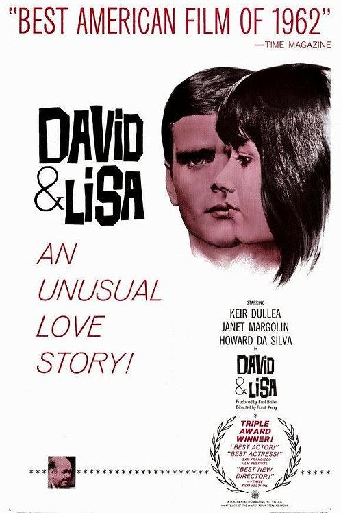 DAVID E LISA (David and Lisa, 1962)