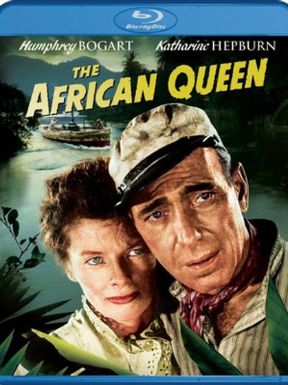 UMA AVENTURA NA ÁFRICA (The African Queen, 1951)