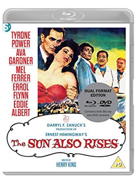 E AGORA BRILHA O SOL (The Sun Also Rises, 1957) Blu-ray