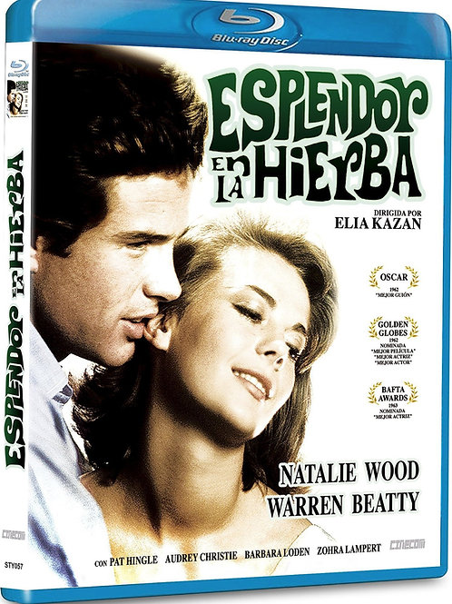 CLAMOR DO SEXO (Splendor in the Grass, 1961) Blu-ray