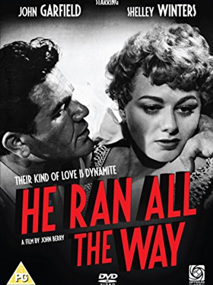 POR AMOR TAMBÉM SE MATA (He Ran All The Way, 1951)