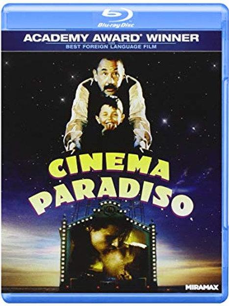 CINEMA PARADISO (Cinema Paradiso, 1988) Blu-ray