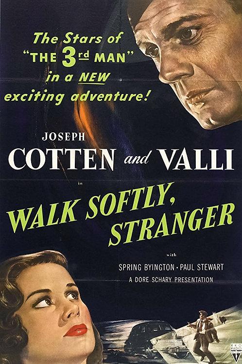 O QUE A VIDA ME NEGOU (Walk Softly, Stranger 1950)