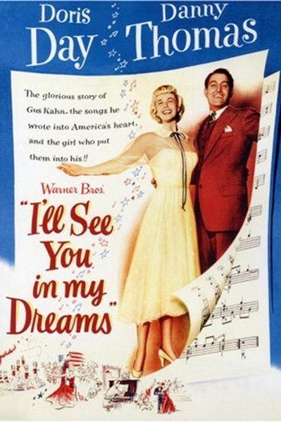 SONHAREI COM VOCÊ (I'll See You In My Dreams, 1951)
