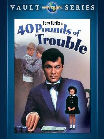 20 KILOS DE CONFUSÃO (40 Pounds of Trouble, 1962)